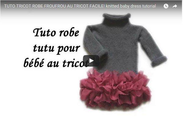 tuto vidéo: robe frou-frou.