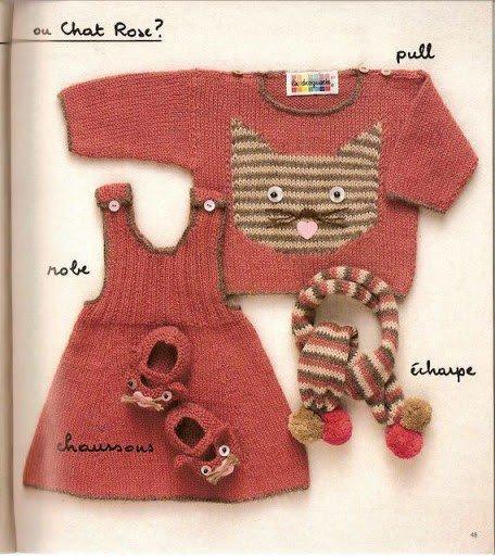 tutos tricots bébé