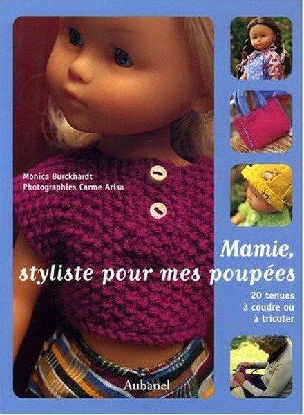 tuto tricot et couture pour poupées.
