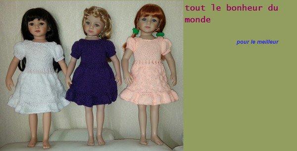 des tutos pour les poupées.