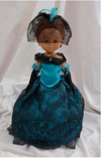 tuto couture : robe princesse pour les chéries.