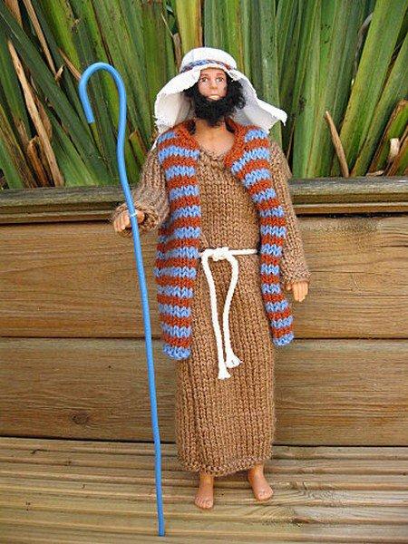 tuto tricot : le berger.