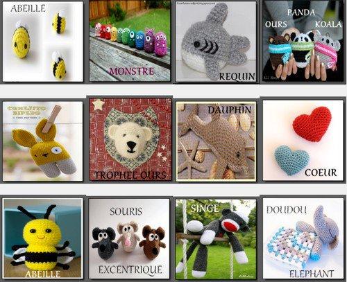 tuto crochet : AMIGURUMIS