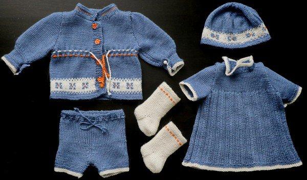 tuto tricot : robe, panty, veste, chapeau et chaussettes .