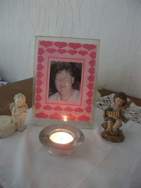 17 ans de mon fils et décès de ma maman .