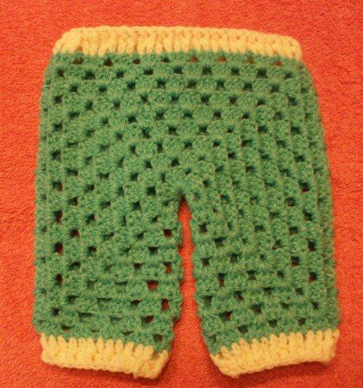 pantalon octogone