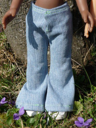 tuto couture pour poupée.