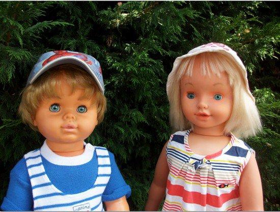 Jérémy et  Sabrina.