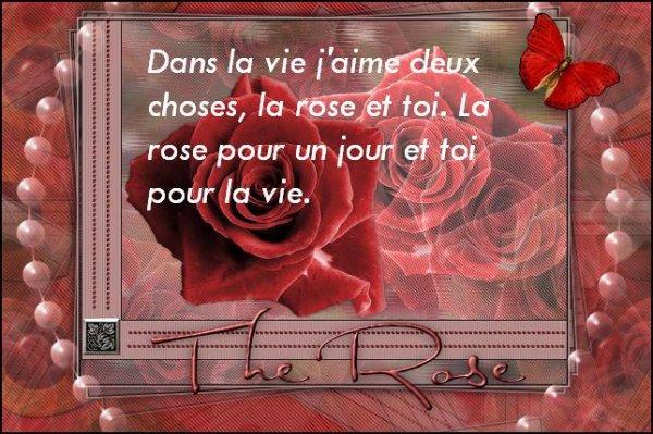 prome d'amour