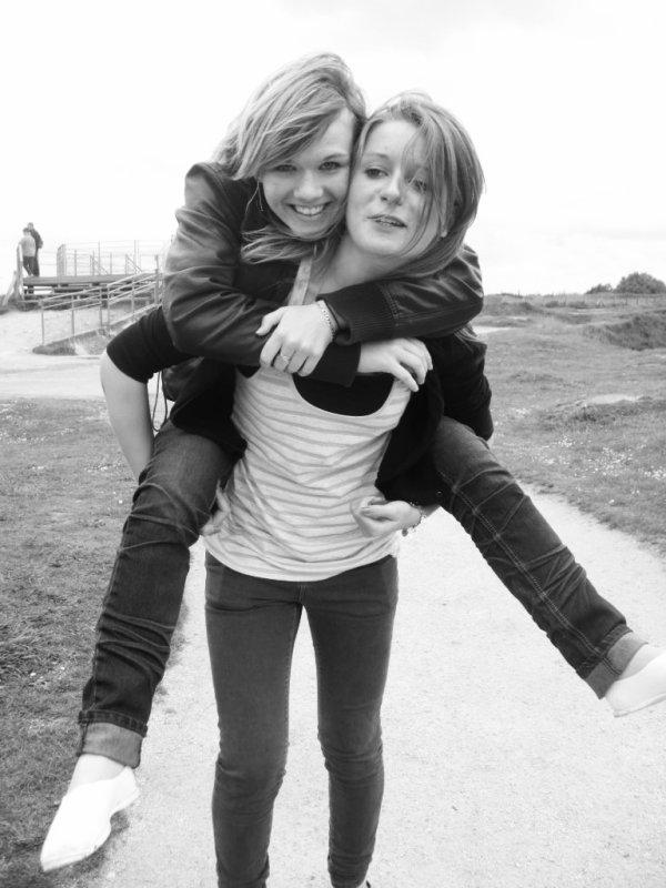 Bien plus qu'une amie , Une soeur <3