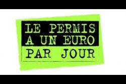 Qu'est-ce que le permis à  1 euro par jour ?