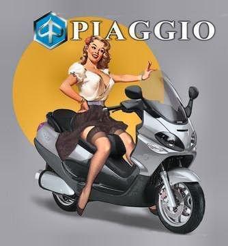 Piaggio rembourse la formation moto obligatoire de 7 heures