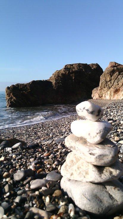 "Lo "" Stone Balancing """
