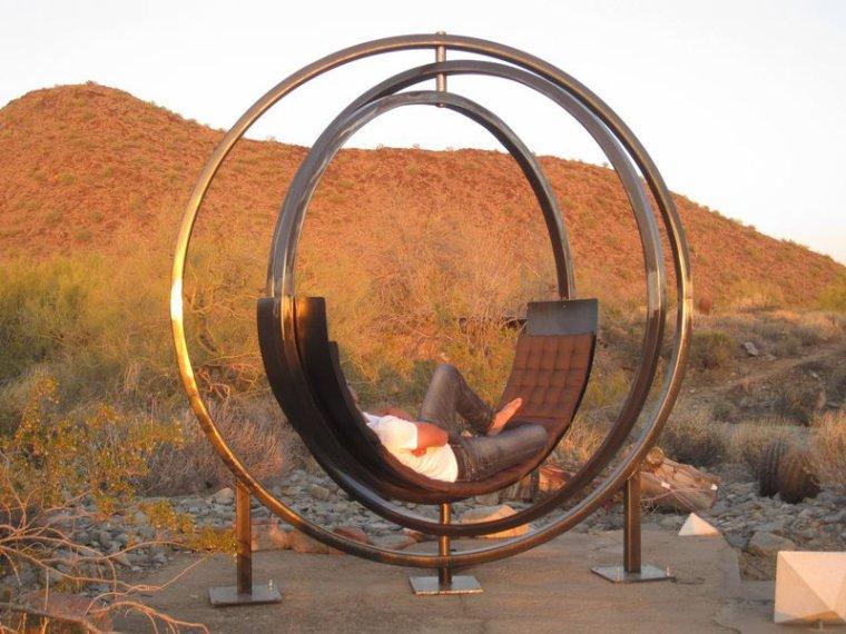 Les Amis.... bon Relax in my Desert