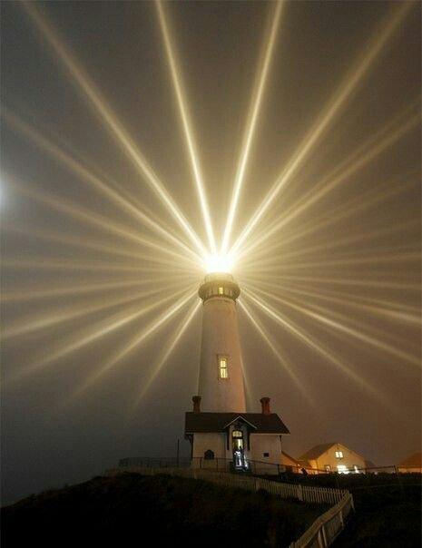 Comme un phare....