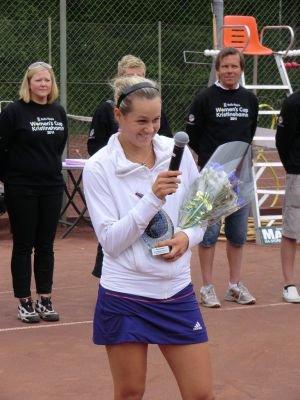 ITF PRAGUE-NERIDE 25 000$
