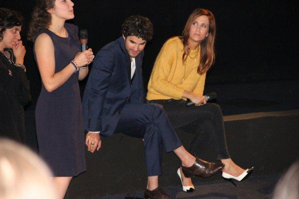 Avant première de Imogene avec Darren et Kristen le 19 juin