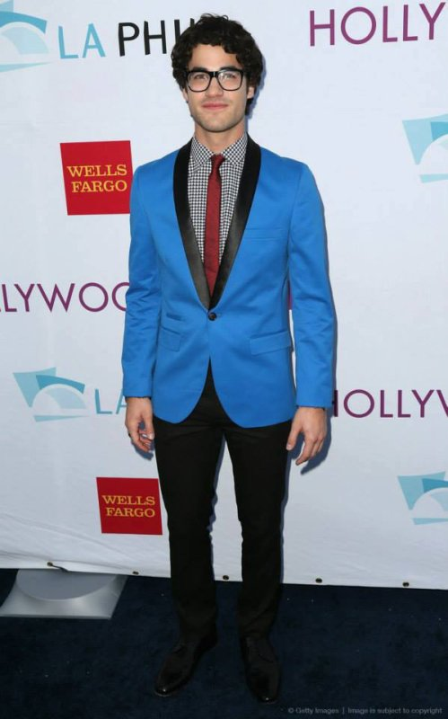 Darren au Hollywood Bowl Opening Night Gala