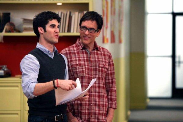 Darren Criss dans le Glee Project saison 1