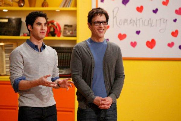 Darren Criss dans le Glee Project saison 2