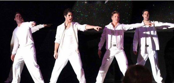 """Darren dans """"Imogene"""""""