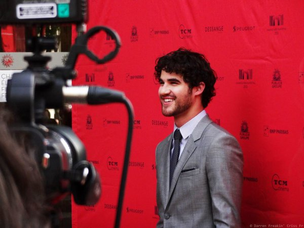 "Darren photos coup de coeur <3 à l'avant première de ""Imogene"" au Champs Elysée le 18 juin 2013"