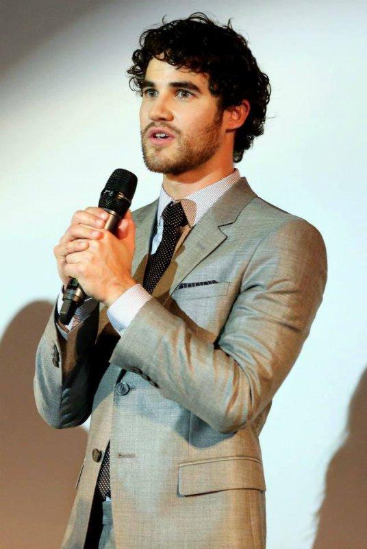 """Darren photos coup de coeur <3 à l'avant première de """"Imogene"""" au Champs Elysée le 18 juin 2013"""