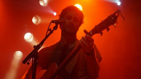 Photo du concert de Darren au Nouveau Casino de Paris