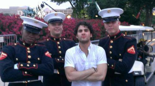 Darren au Capitol Fourth Concert 2013 (4 juillet 2013)