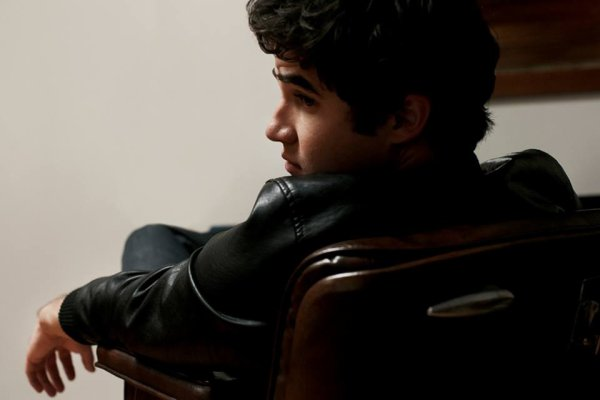 Photoshoot de Darren