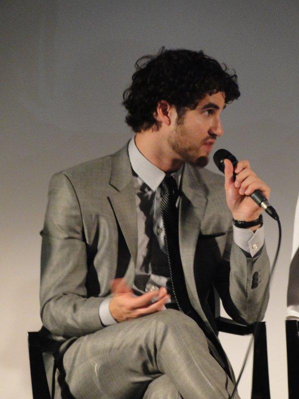 Darren lors de l'AVP d'Imogene le 18 juin 2013
