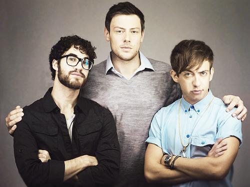 Image du Glee cast coup de coeur <3