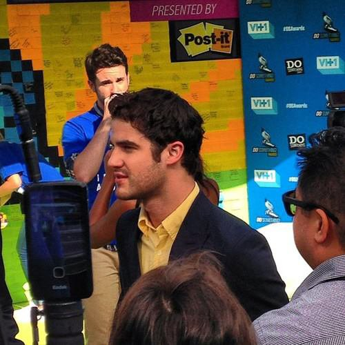 Darren Criss au Do Something Awards 2013