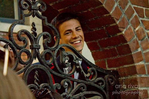 Sur le tournage de Glee saison 5