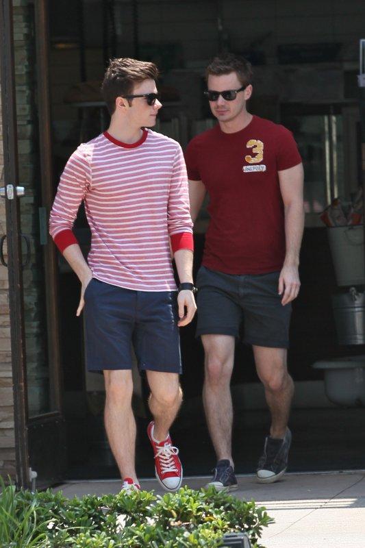Chris et Will