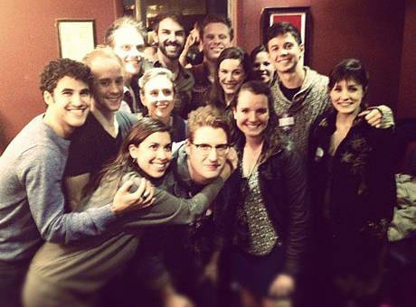 Darren photo de groupe