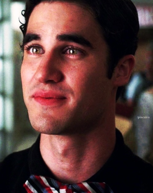 Blaine Anderson Puppy Face :3