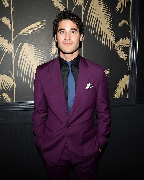 Darren au Video Music Awards 2013