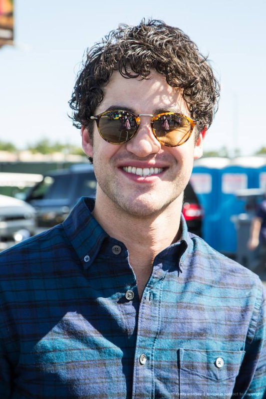 """Darren au festival """"I Heart Radio"""" à Las Vegas le 21 septembre 2013"""