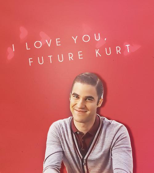 Blaine's time capsule ♥