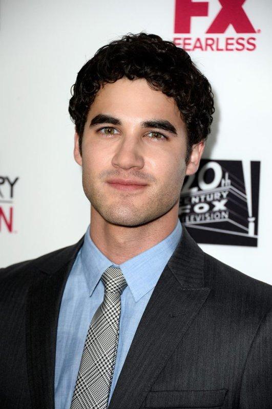 """Darren à la première de """"FX's 'American Horror Story à Los Angeles le 05 Octobre 2013"""