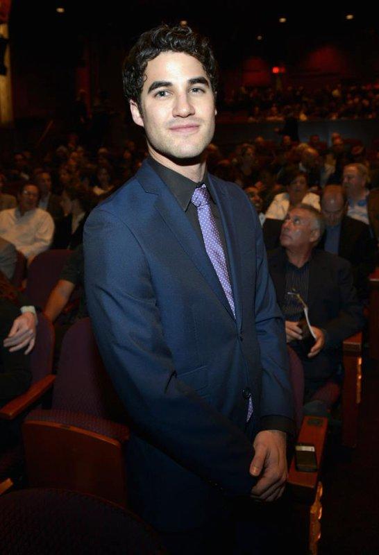 """Darren à l'évènement """"Hugh Jackman... One Night Only""""  le 12 Octobre 2013"""