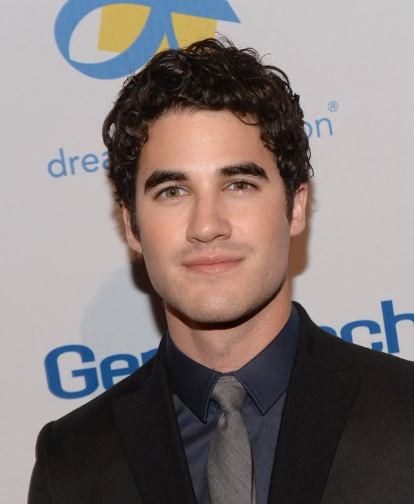 "Darren au 12ème bal annuel du ""Dreams Gala"""