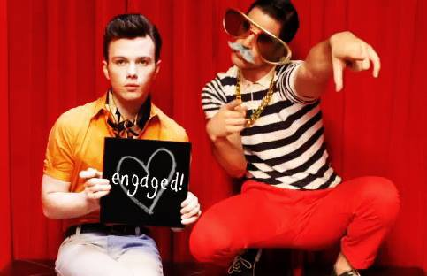Photos promo Chris et Darren