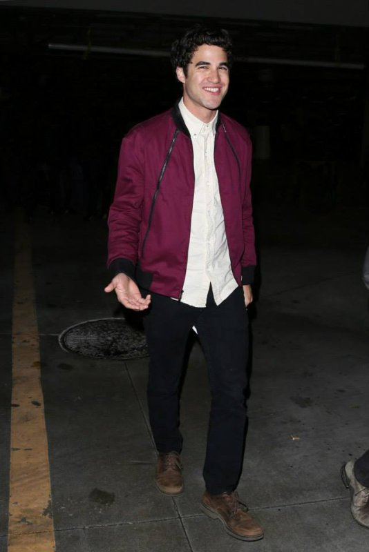 Darren au concert de Kanye West' (29/10/2013)