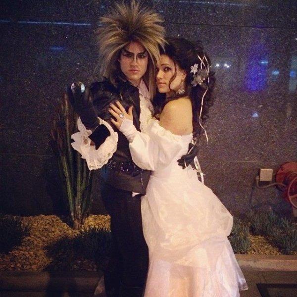 Darren et Mia