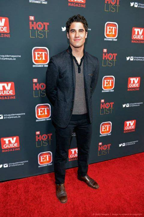 Darren Criss au 'TV Guide Magazine Annual Hot List Party' (4/11/13)