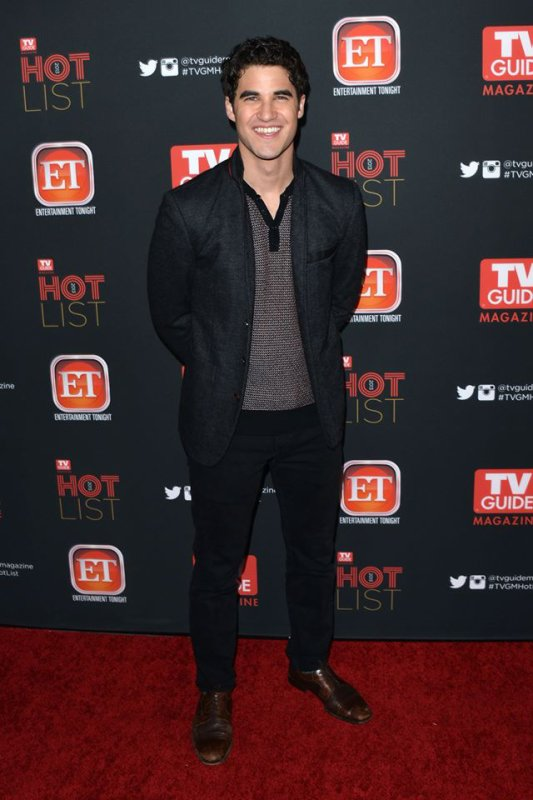 Darren Criss au 'TV Guide Magazine Annual Hot List Party' (4/11/13)