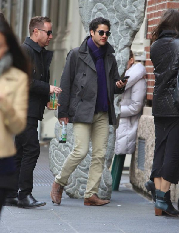 Darren: Meeting pour The Motley 11/11/2013