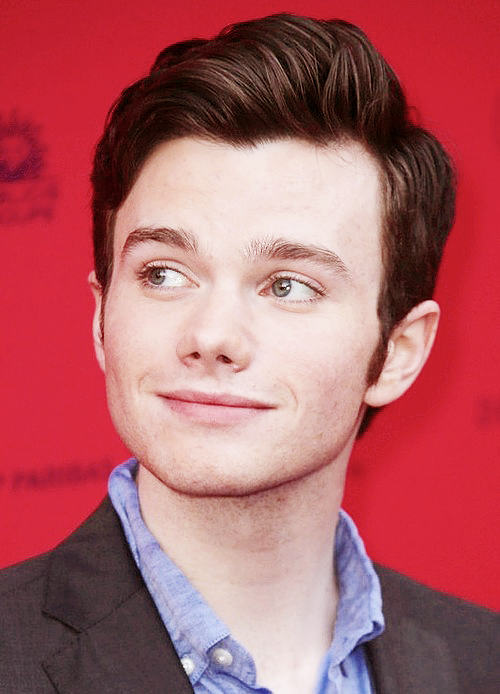 Chris Colfer photos coup de coeur <3